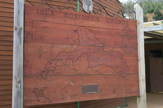 Zu Besuch bei Robinson Crusoe