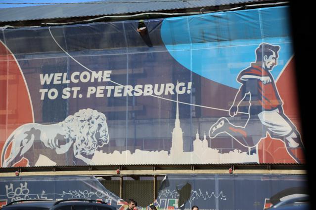 St. Petersburg – Tag II